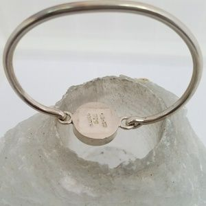 Taxco Jewelry - Vintage Taxco 925 Sterling Bangle
